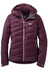 Outdoor Research W's Diode Hooded Jacket 51C-Pinot